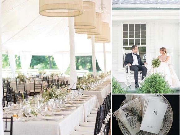 Zingerman's cornman farms wedding