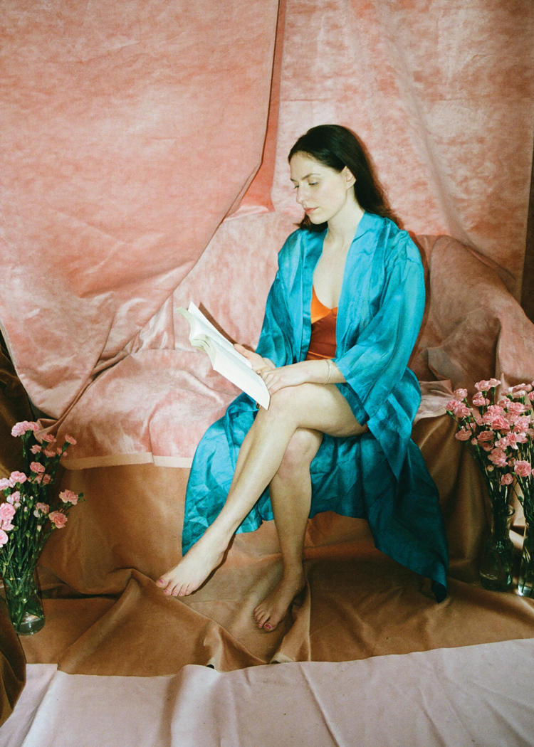 Luxurious Robe - Lily Forbes
