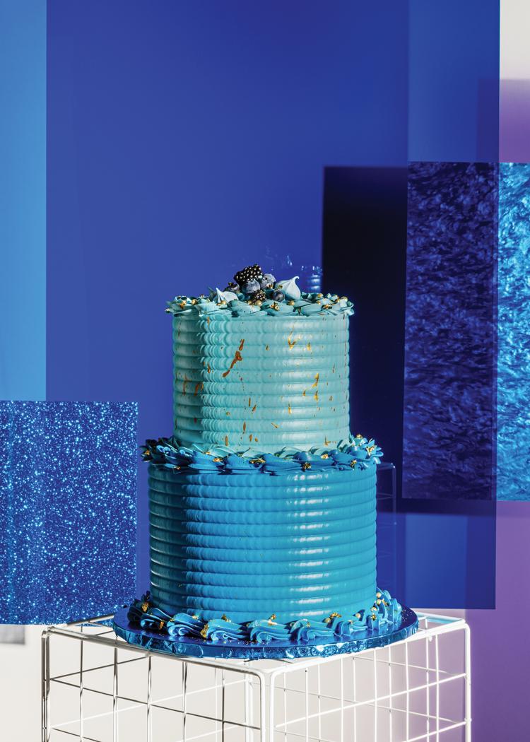 Technicolor - Blue Cake
