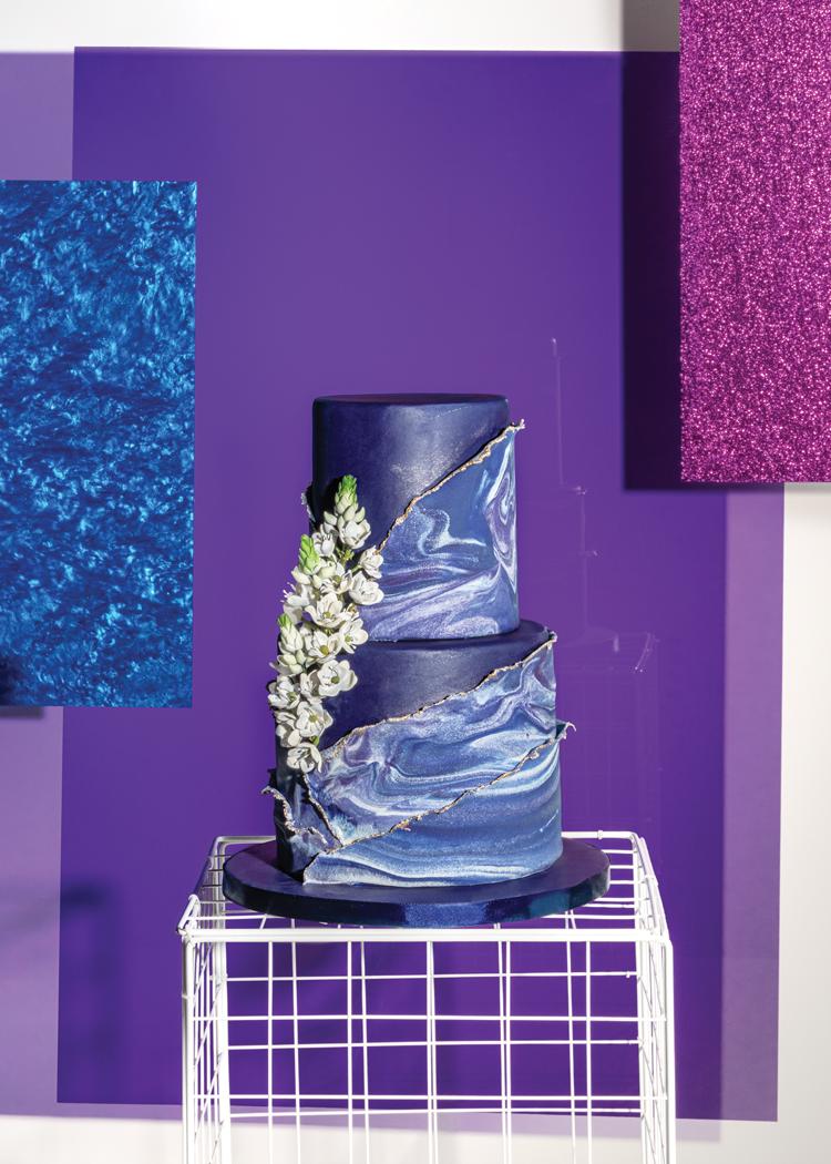 Technicolor - Indigo Cake