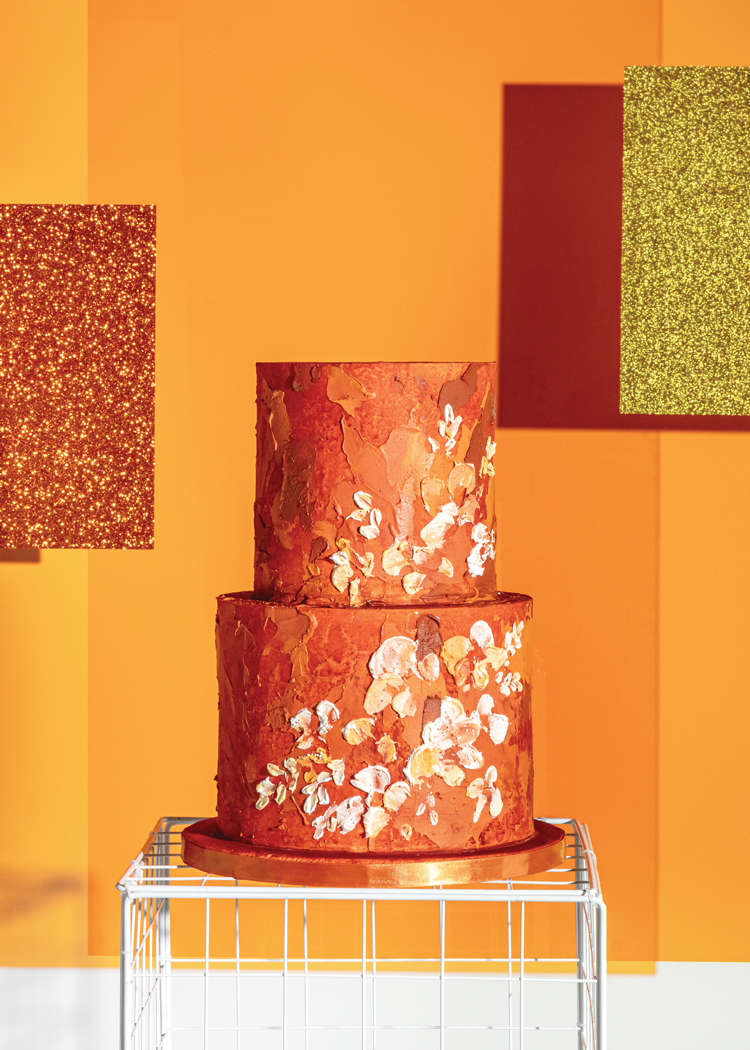 Technicolor - Orange Cake