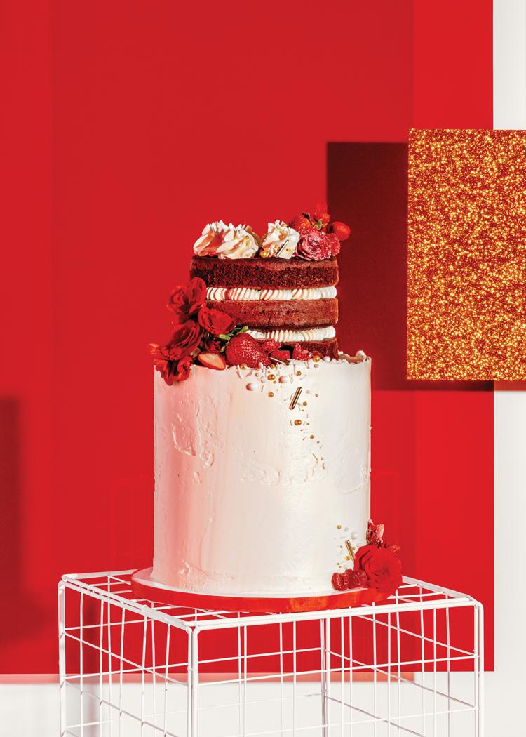 Technicolor - Red Cake