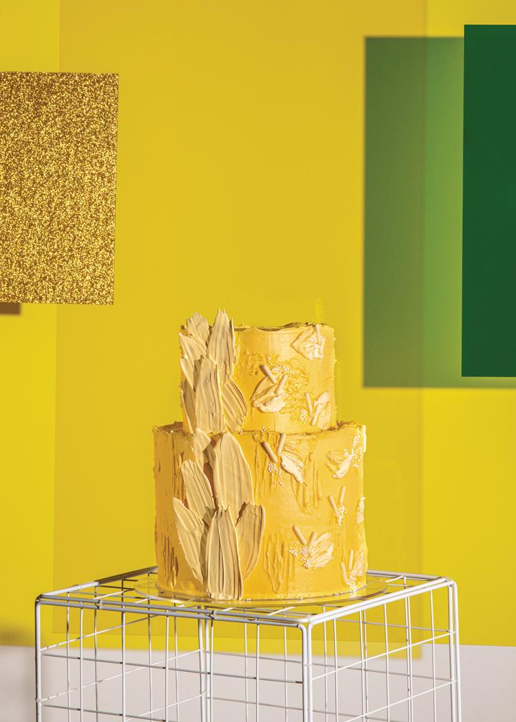 Technicolor - Yellow Cake